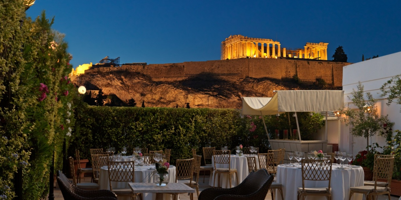 5 Divani Palace Acropolis Athens Ccbs Greece