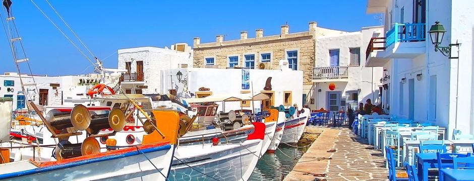 Athens- Paros package - Katrea Holidays