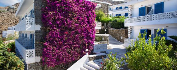 3* Alkistis Hotel Mykonos island, Greece