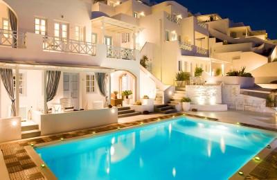 4* Andromeda Villas, Santorini island, Greece