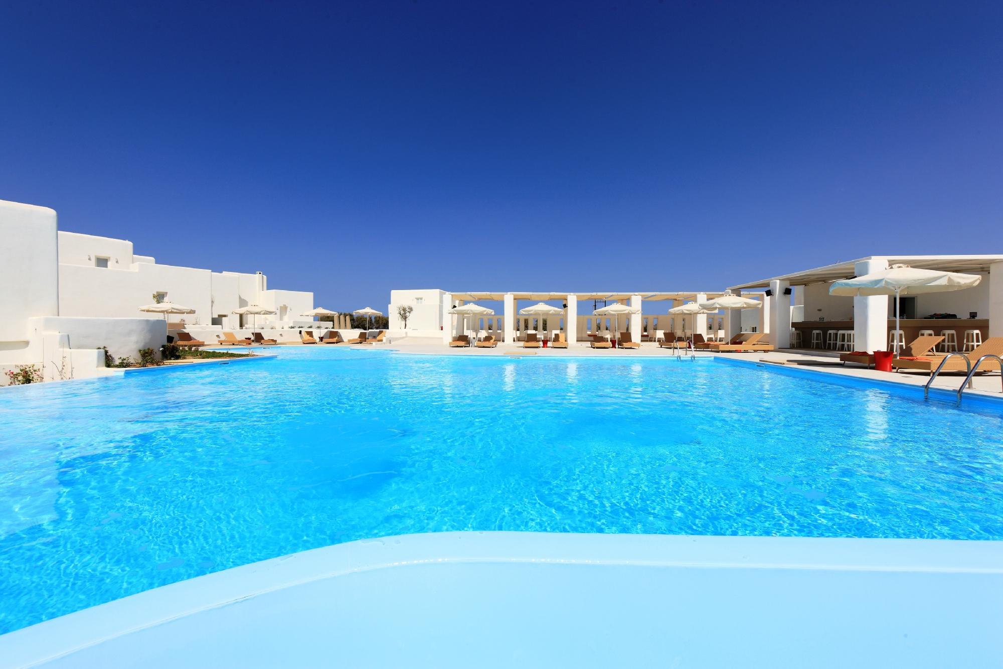 5 archipelagos resort agia irini paros ccbs greece for Boutique hotel paros
