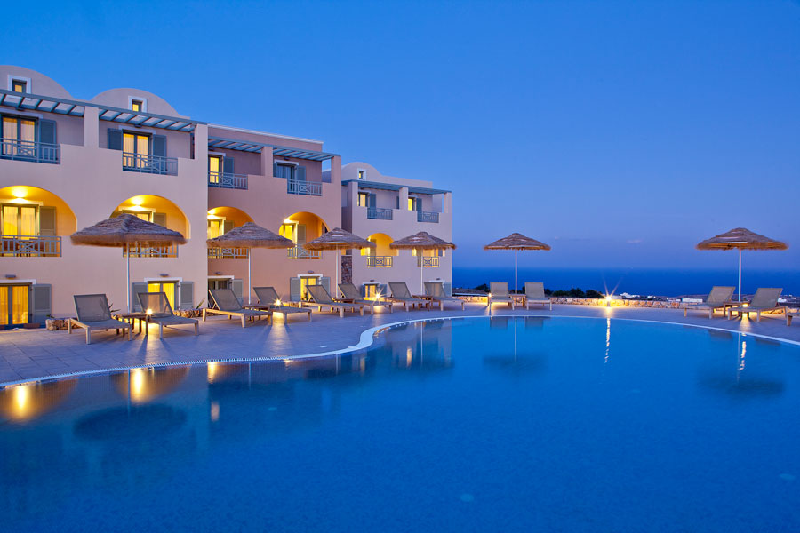 Astro Palace Suites And Spa Hotel Fira
