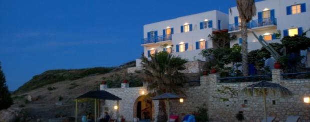 3* High Mill Hotel, Paros island, Greece