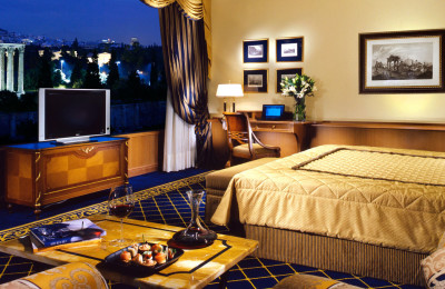 Royal Olympic Hotel_Athenian Panorama Suite