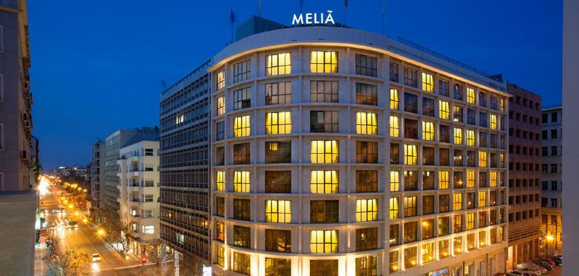 4 melia hotel athens ccbs greece for Melia hotel