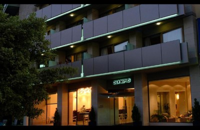 Olympic Hotel Heraklion, Crete - Greece