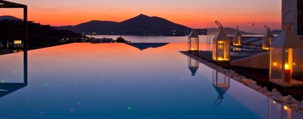 3* Senia Hotel, Naoussa Paros