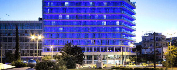 4* The Stanley Athens Hotel