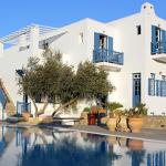 3* Viennoula s Garden, Mykonos - Greece