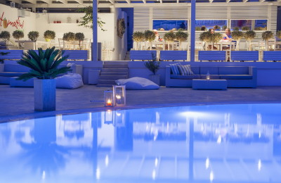 4* Ios Palace Hotel, Ios island, Greece