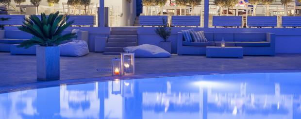 4* Ios Palace Hotel, Ios island, Greece