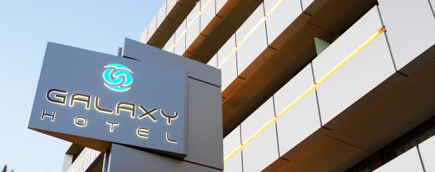 Galaxy Hotel Heraklion, Crete
