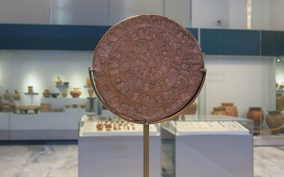 Linguist Sheds Light on the Mystery of Crete's Phaistos Disc