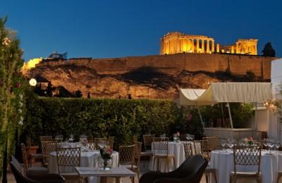 5* Divani Palace Acropolis, Athens, Greece