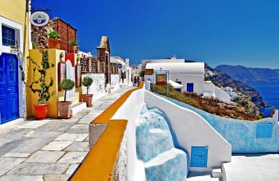 Athens & Santorini package - Katrea Holidays