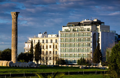 4* Athens Gate Hotel, Athens, Greece