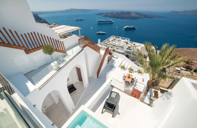 5* Day Dream Suites Fira Santorini