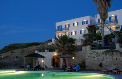 3* High Mill Hotel, Paros island, Greece