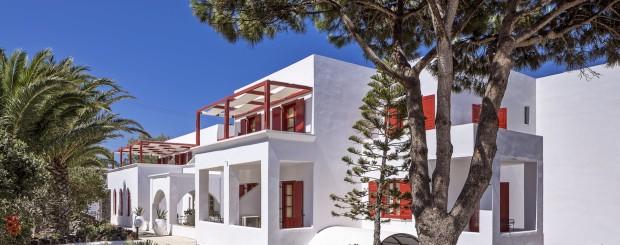 4* Kallisti Thera Hotel, Santorini, Greece