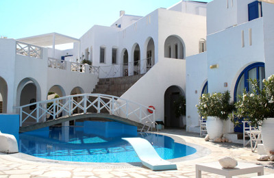 4* Kanales rooms and suites Naoussa Paros