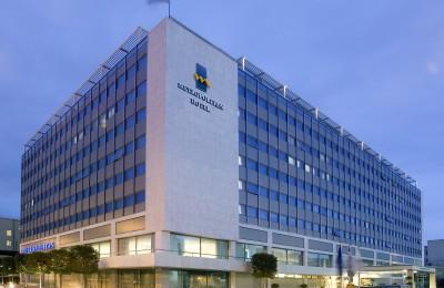 Metropolitan Hotel Athens. Exterior view