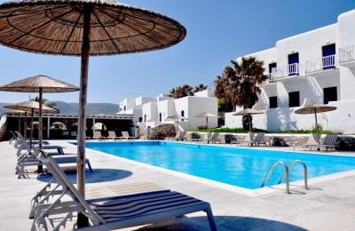 Paros bay Hotel - Parasporos, Paros island