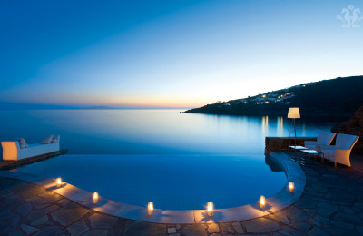 4* Petasos Beach, Mykonos island, Greece