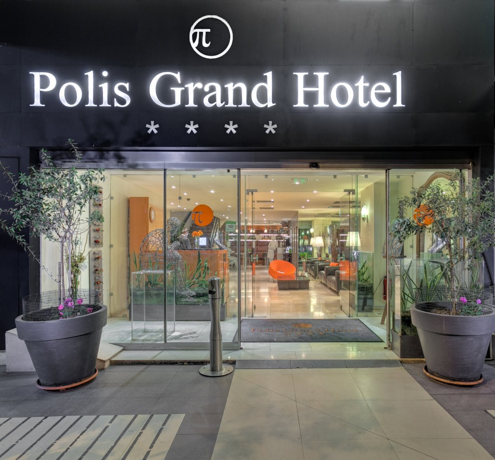 Polis Grand Hotel Greece