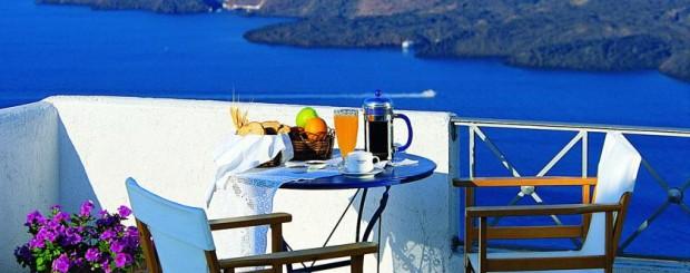 3* Theoxenia Hotel Fira Santorini