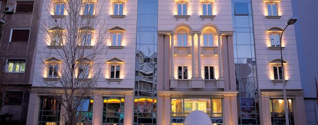 5* Stratos Vassilikos Hotel, Athens